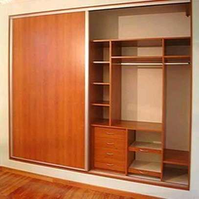 Multi Partition Wall Fixed Cupboard