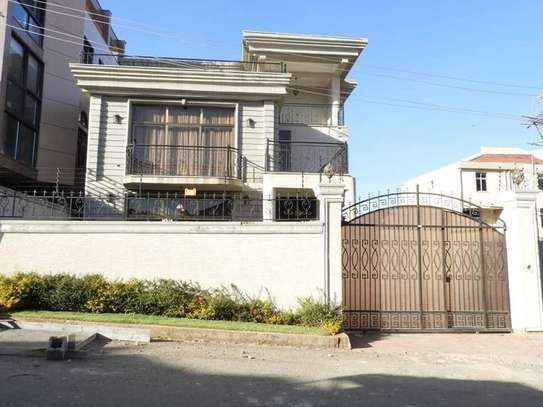 250 Sqm G+1 House For Rent (Ayat)