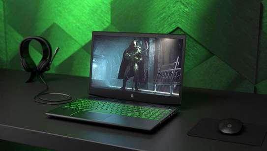 HP Pavilion POWER Gaming Laptop  Intel® Core™ i5 8TH GEN 8CPU upto 4.0GHz Speed image 1