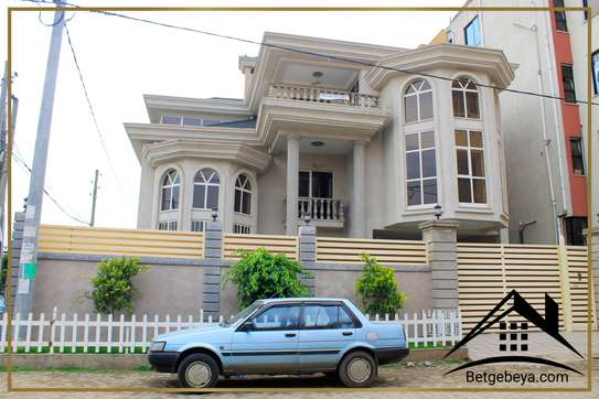 Luxury Vila in the center  of City Figa Addis Ababa 20 Meter from Main Road