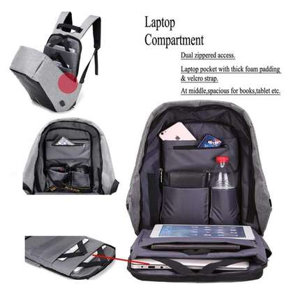 Anti Theft Lightweight Backpack image 5