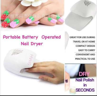 Portable Battery Operated Nail Dryer
