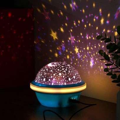 Night Light Projection Lamp image 1