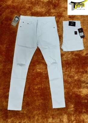 White Gucci Trouser image 1