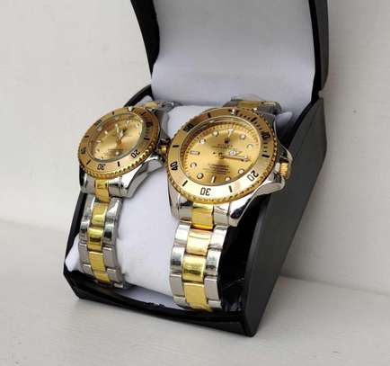 Rolex Couple Watch (Valentine Gift) image 6