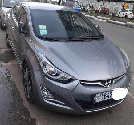 2014 Model Hyundai Avante image 2