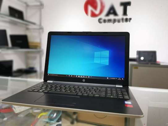 Hp Notebook Core i7 8th Generation Laptop image 1