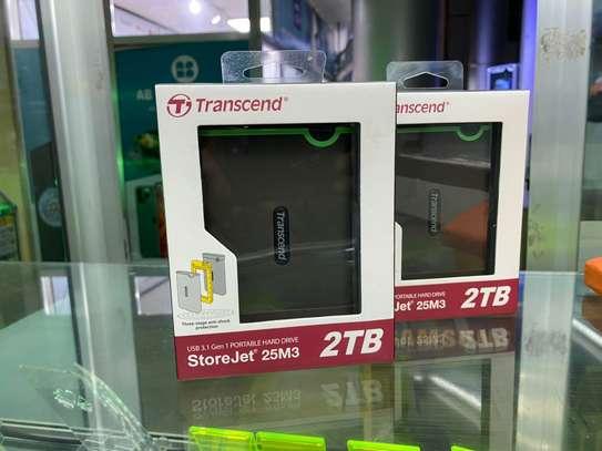 Transcend Hard disk (2TB) image 1