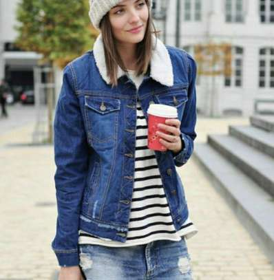 Jeans Jacket For Women image 1