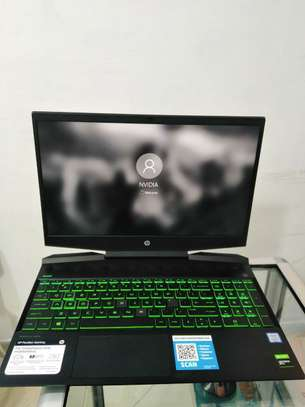 HP POWER PAVILLION  GAMING  PROCESSOR CORE i5   8TH GENERATION image 2