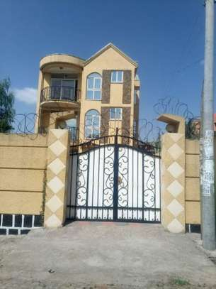 250 Sqm G+2 House For Sale (Wessen) image 1