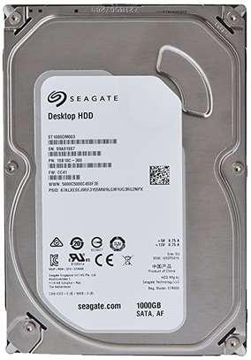 1TB seagate internal hard disk