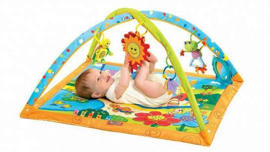 Baby Playing Mat With Toys image 1