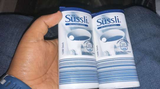 süssli - suessli German Sweetener Tablets 1200pcs in Dispenser
