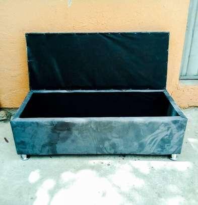 Wooden Seat Box image 1