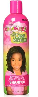 African Pride Dream kids Olive Miracle Detangling Moisturizing shampoo