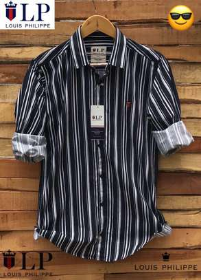 Lp  Stripes  Shirts For Men