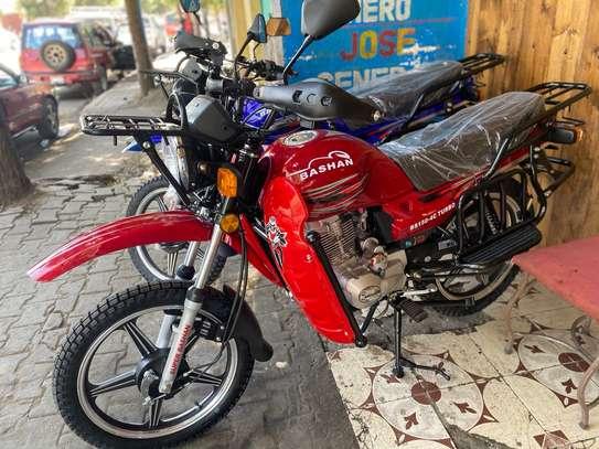 2019 Model-Bashan Motorcycle image 8