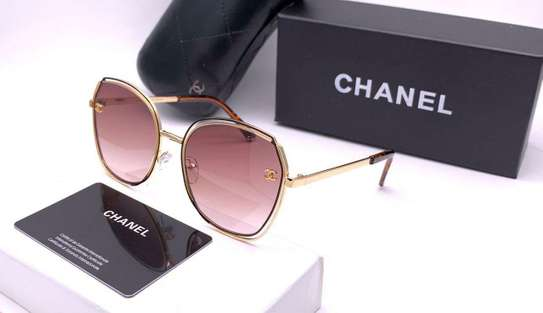 Chanel Sun Glass For Ladies