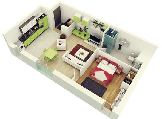 3 Bedroom Apartment For Sale image 4