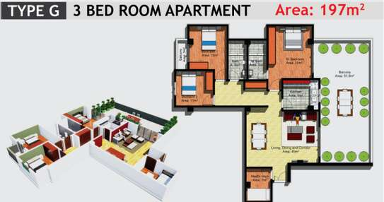 JAMBO REAL ESTATE 1 & 2 BEDROOM APARTMENT image 6