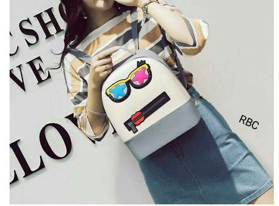 Cute Candy Silicon Backpack