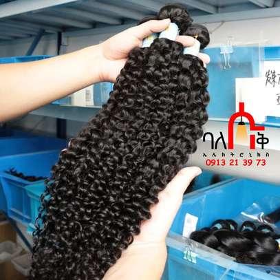 Human hair  (Italian VIRGIN human hair) image 4