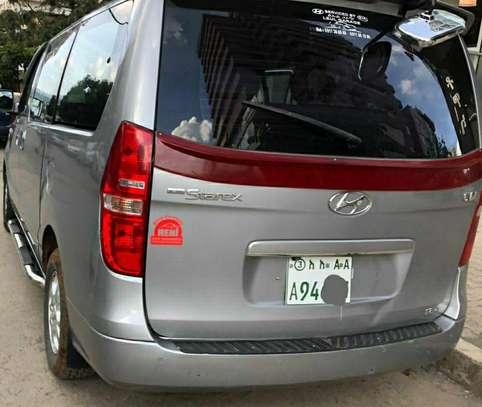 2014 Model Hyundai Grand Starex