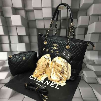 Chanel Combo 2 Pcs combo with Scarf image 1