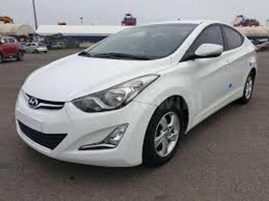 2015 Model-Hyundai Avante