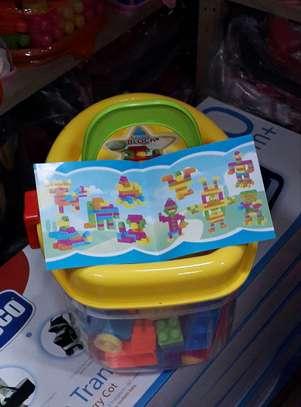 136 Pcs Kids Toy Set