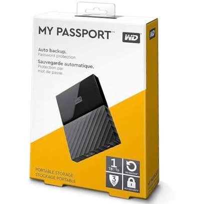Best deal WD external hard disk 1TB