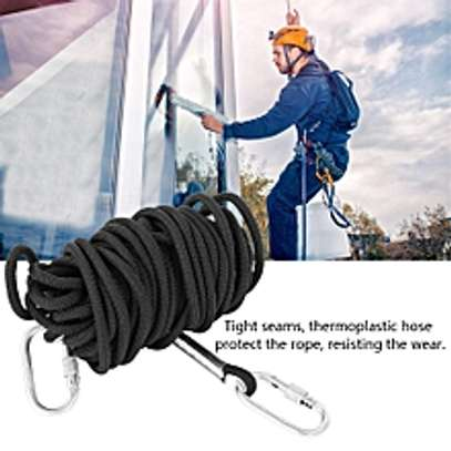 20 meters Climbing Rope Safety Cord for Life-saving image 1