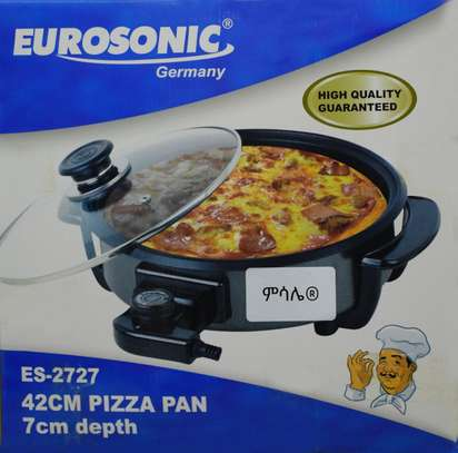 Eurosonic Germany Pizza Pan