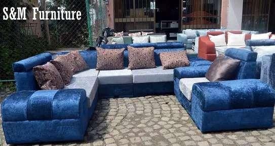 L Shaped Sofa image 7