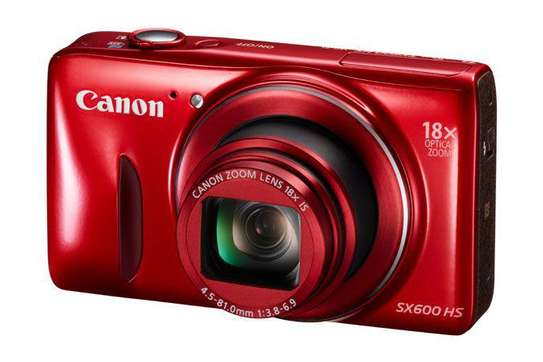 Canon PowerShot 16 MP Digital Camera with 5x Optical Zoom