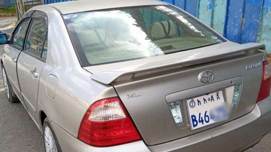 2006 Model-Toyota Corolla Executive image 3