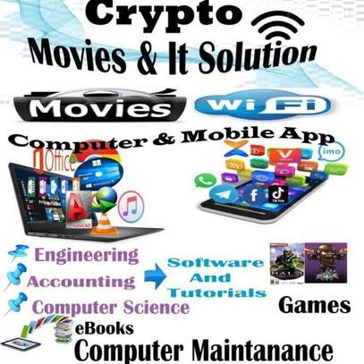 Crypto Movies and IT Solution