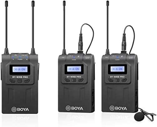 boya wireless microphone image 1