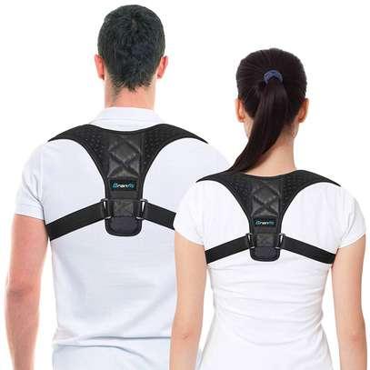 Back/shoulder Brace Posture Corrector image 4