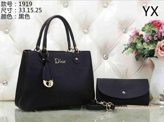 Dior Handbag With Pouch Sling