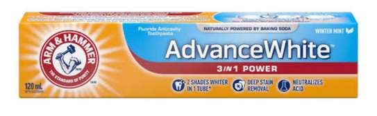 Arm & Hammer Toothpaste image 2