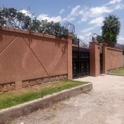 Furnished House for rent in bole homes compound image 4