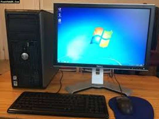 dell optiplex 755 desktop image 1