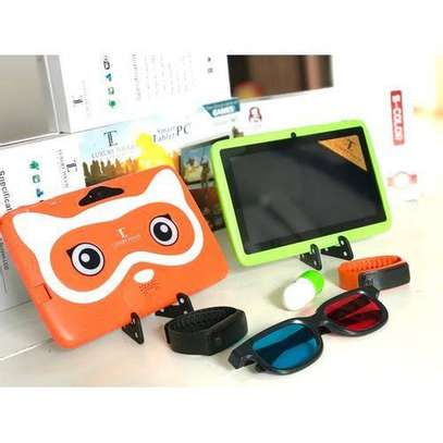 Luxury best and brand new kids tablet Android image 2