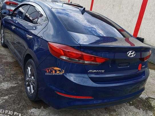 2016 Model Hyundai Avante