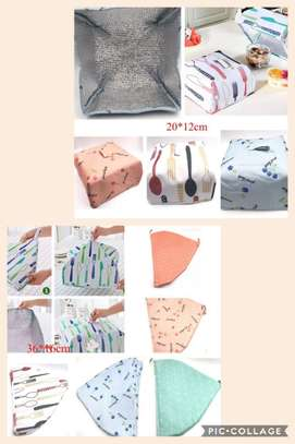 2 Piece Set  Food Cover Insulated