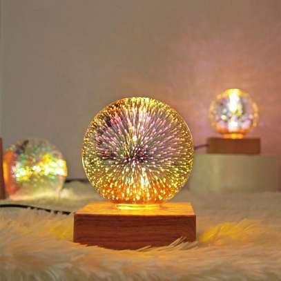 Romantic firework Light image 1
