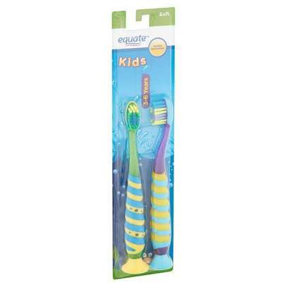 Equate Kids Soft Toothbrush image 1