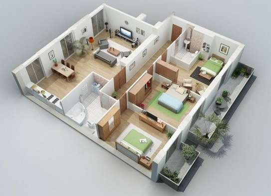 3 Bedroom Apartment For Sale image 1